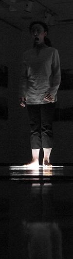 モレキュラーシアター 『マウスト公演』プレビュー(八戸市美) photo by ICANOF