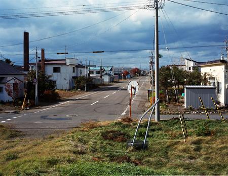 オホーツク 常呂町中央通 ©TSUYUGUCHI Keiji