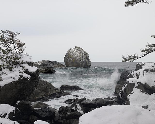 ©北島敬三「白岩」